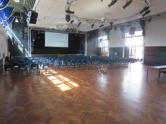 Main Hall - Gladesmore Community School - Haringey - 2 - SchoolHire