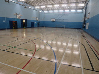 Sports Hall - Gladesmore Community School - Haringey - 2 - SchoolHire
