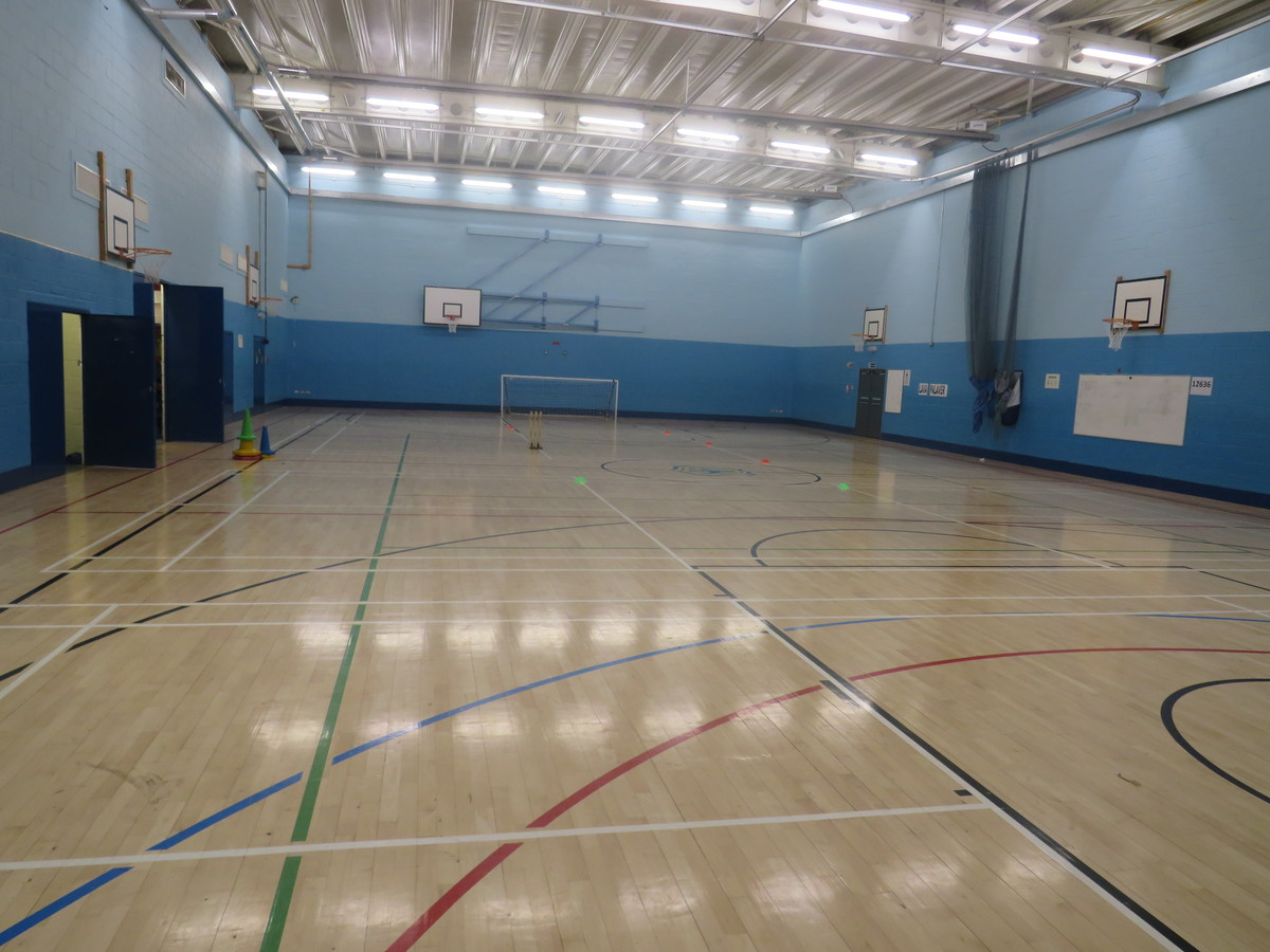 Sports Hall - Gladesmore Community School - Haringey - 3 - SchoolHire