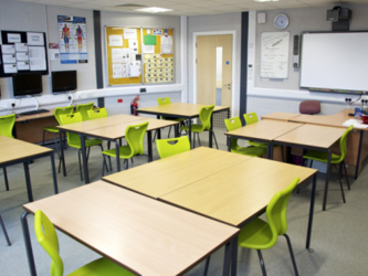 Classroom - Learning Zone - The Mirfield Free Grammar and Mirfield College - Kirklees - 1 - SchoolHire