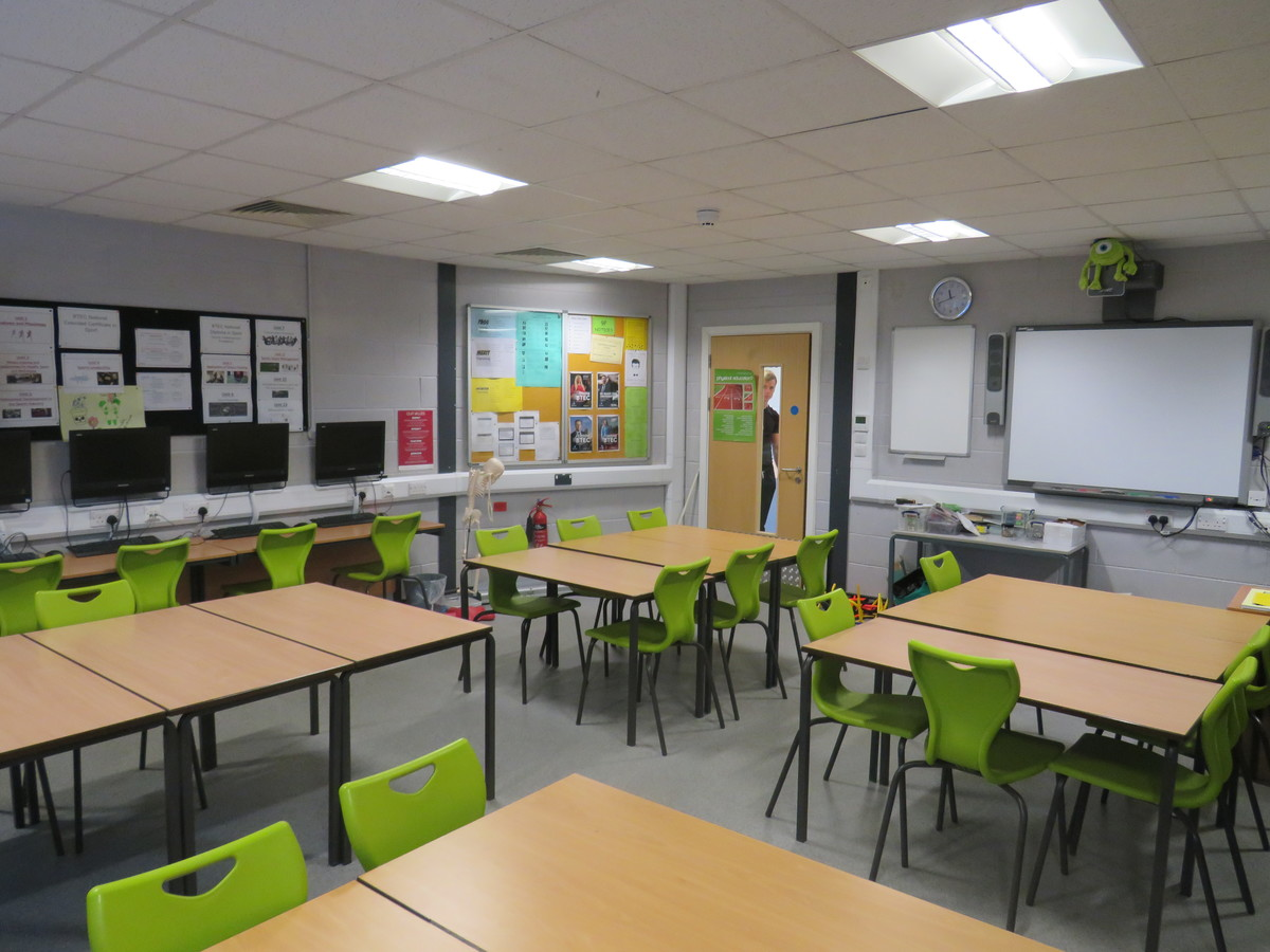 Classroom - Learning Zone - The Mirfield Free Grammar and Mirfield College - Kirklees - 3 - SchoolHire
