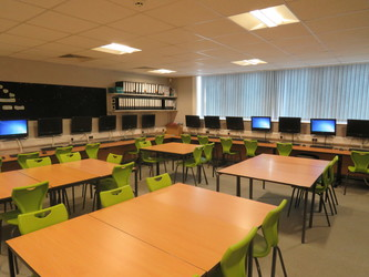 Classroom - Learning Zone - The Mirfield Free Grammar and Mirfield College - Kirklees - 4 - SchoolHire