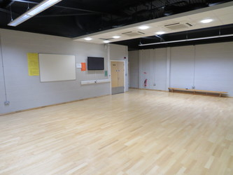 Dance Studio - The Mirfield Free Grammar and Mirfield College - Kirklees - 2 - SchoolHire