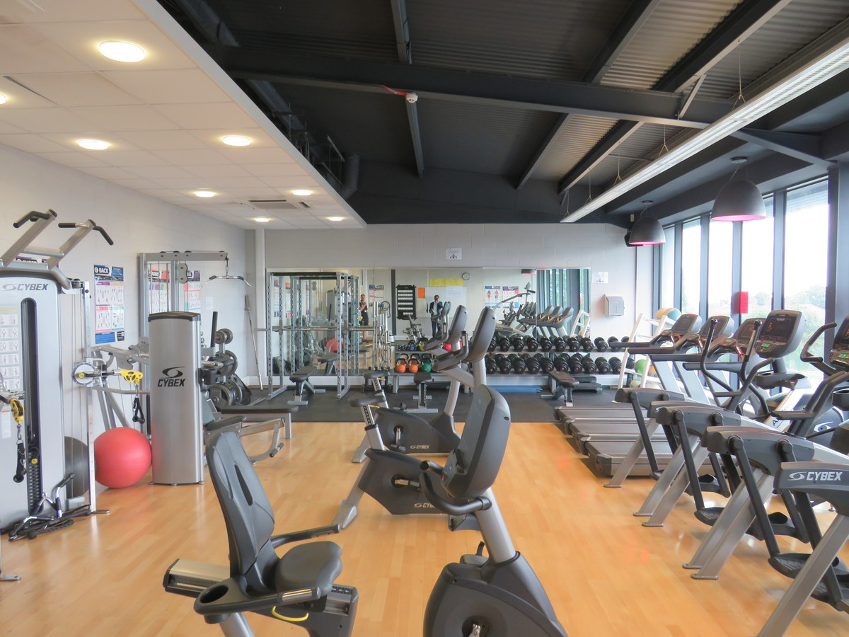 Fitness Suite - The Mirfield Free Grammar and Mirfield College - Kirklees - 1 - SchoolHire