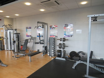 Fitness Suite - The Mirfield Free Grammar and Mirfield College - Kirklees - 2 - SchoolHire