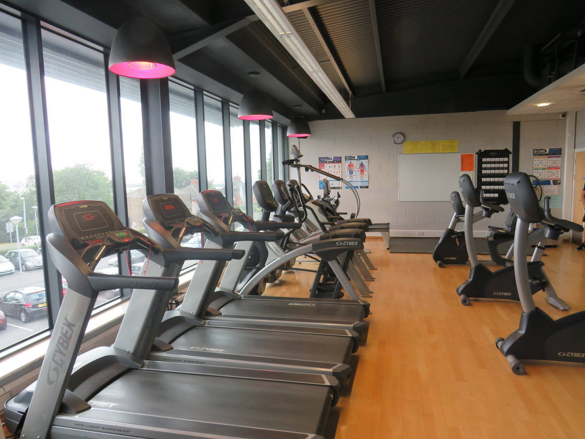 Fitness Suite - The Mirfield Free Grammar and Mirfield College - Kirklees - 3 - SchoolHire