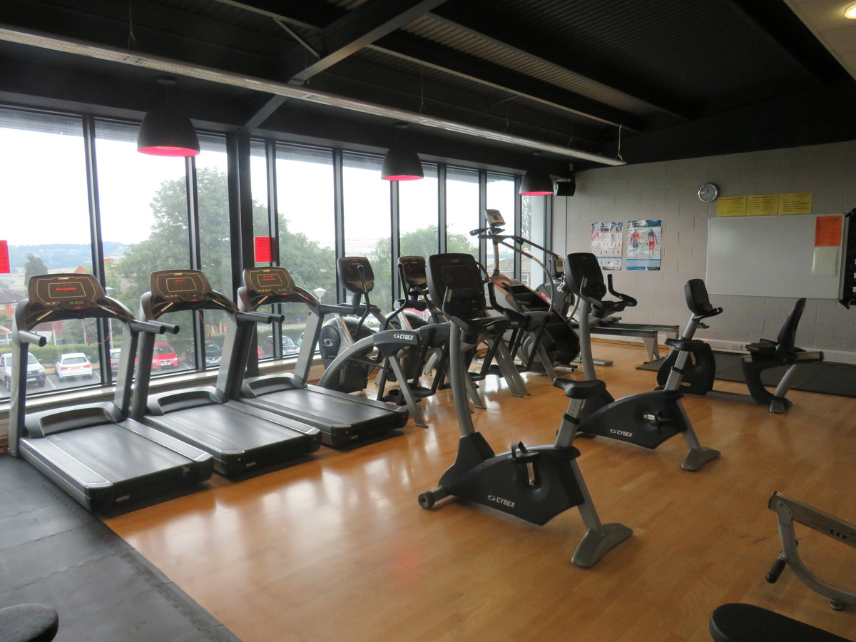 Fitness Suite - The Mirfield Free Grammar and Mirfield College - Kirklees - 4 - SchoolHire