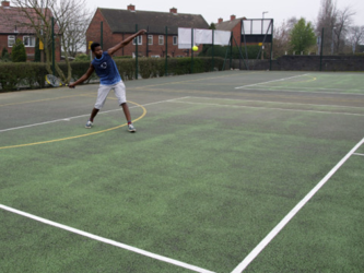 MUGA - Tennis Courts - The Mirfield Free Grammar and Mirfield College - Kirklees - 1 - SchoolHire