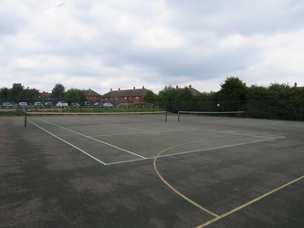 MUGA - Tennis Courts - The Mirfield Free Grammar and Mirfield College - Kirklees - 2 - SchoolHire