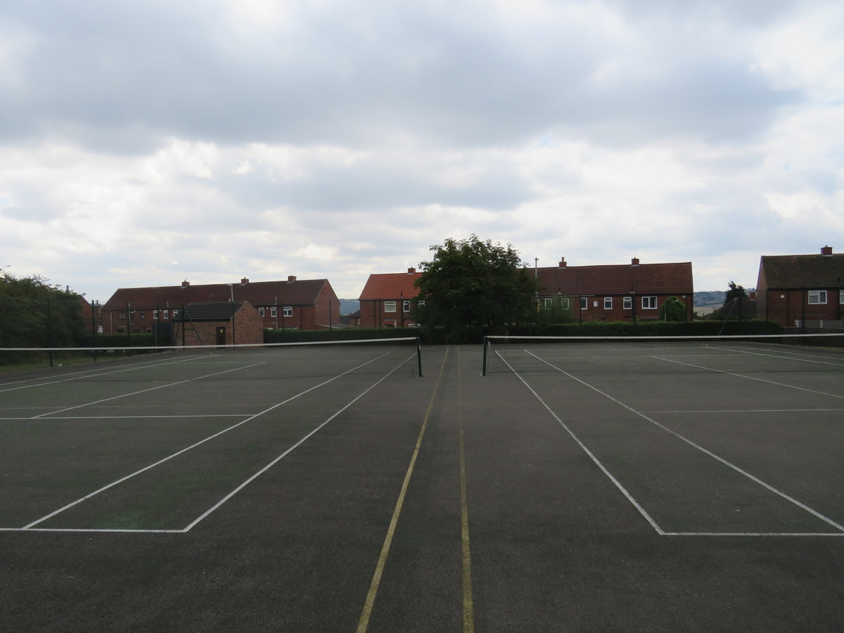 MUGA - Tennis Courts - The Mirfield Free Grammar and Mirfield College - Kirklees - 4 - SchoolHire