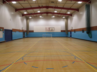 Sports Hall - Large - The Mirfield Free Grammar and Mirfield College - Kirklees - 1 - SchoolHire