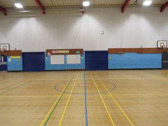 Sports Hall - Large - The Mirfield Free Grammar and Mirfield College - Kirklees - 3 - SchoolHire