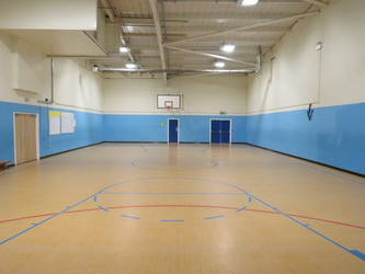 Sports Hall - Small - The Mirfield Free Grammar and Mirfield College - Kirklees - 2 - SchoolHire