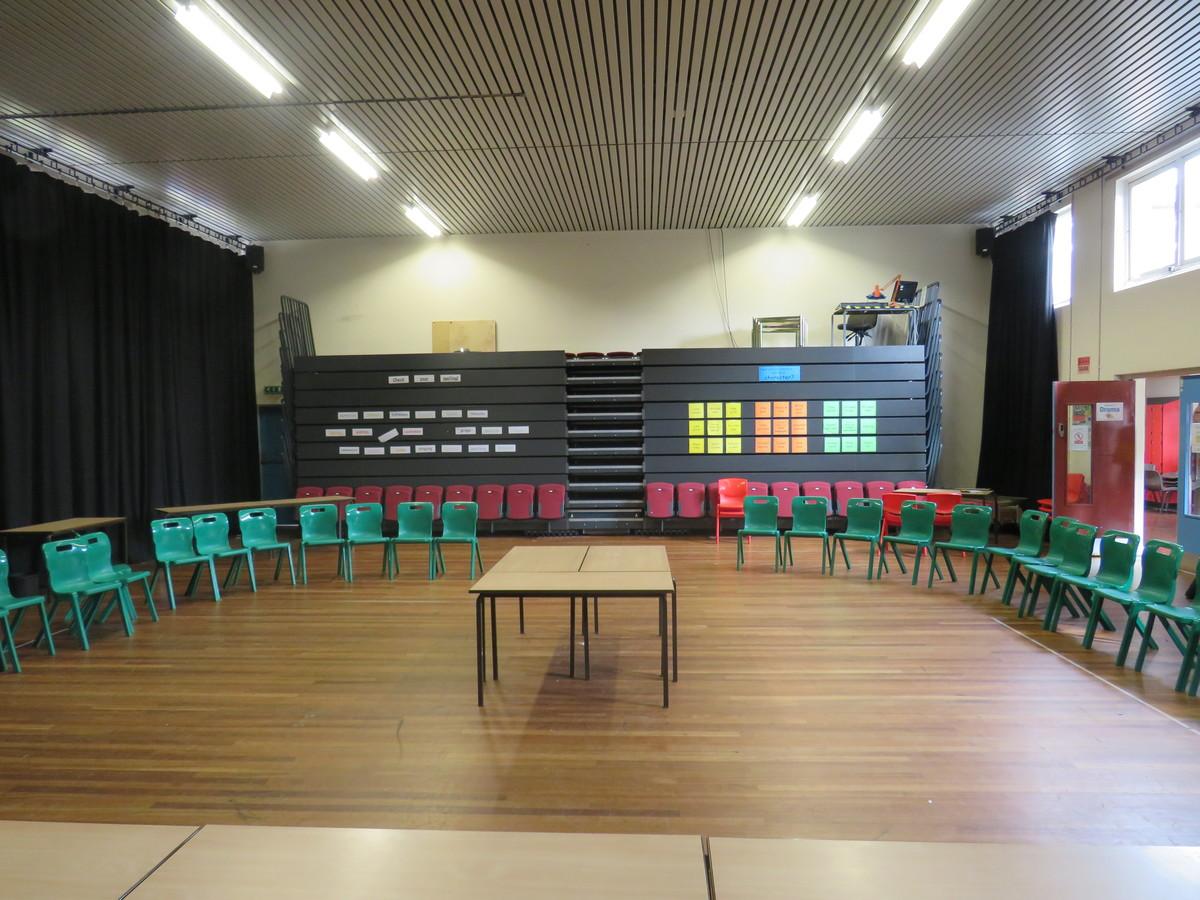 Drama Studio - Malton Community Sports Centre - North Yorkshire - 3 - SchoolHire