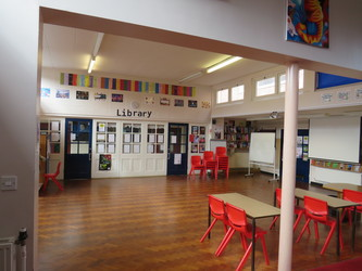 Library - Malton Community Sports Centre - North Yorkshire - 2 - SchoolHire