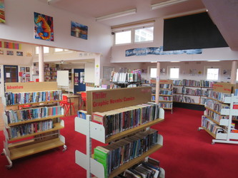 Library - Malton Community Sports Centre - North Yorkshire - 3 - SchoolHire