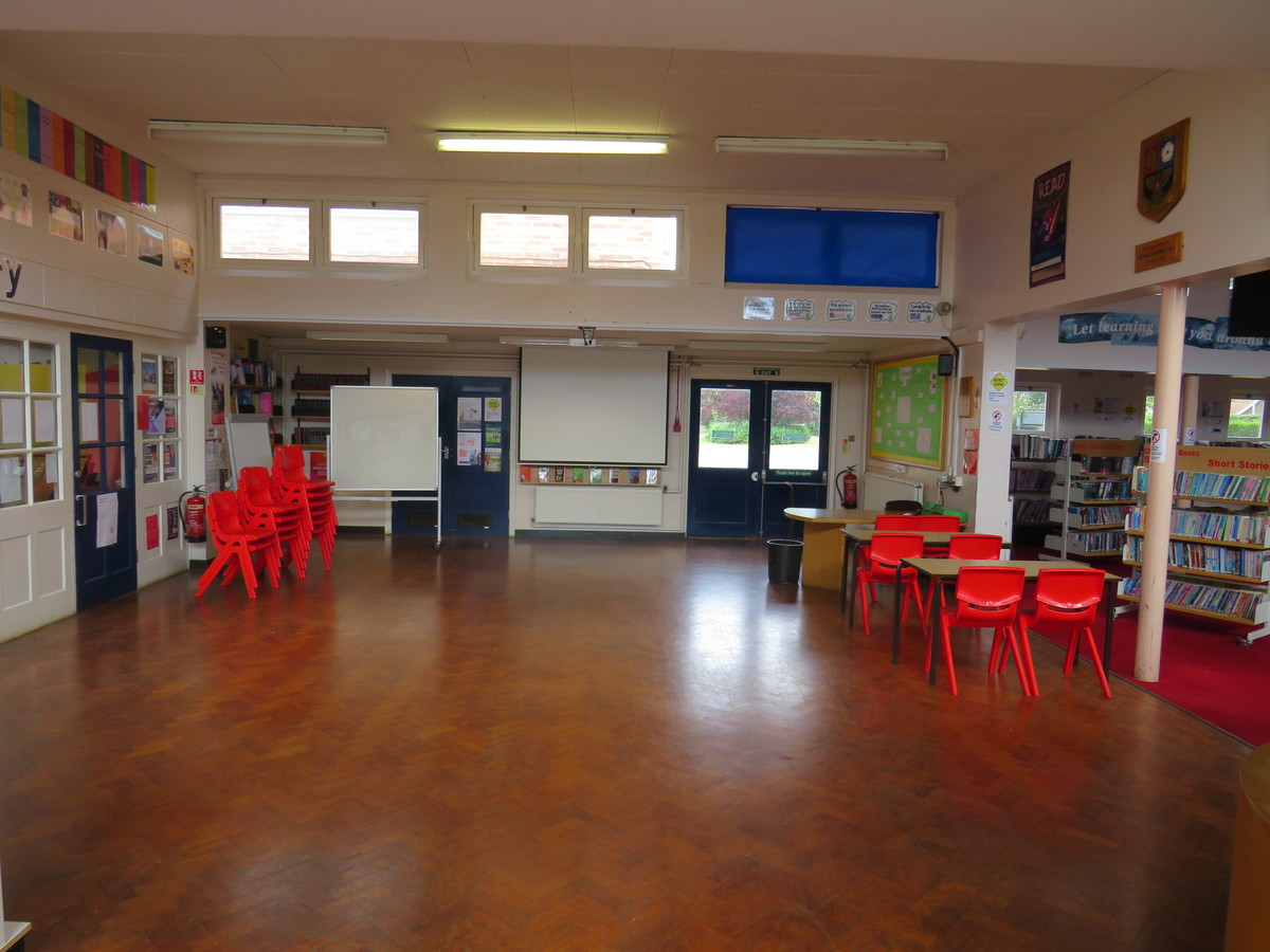 Library - Malton Community Sports Centre - North Yorkshire - 4 - SchoolHire