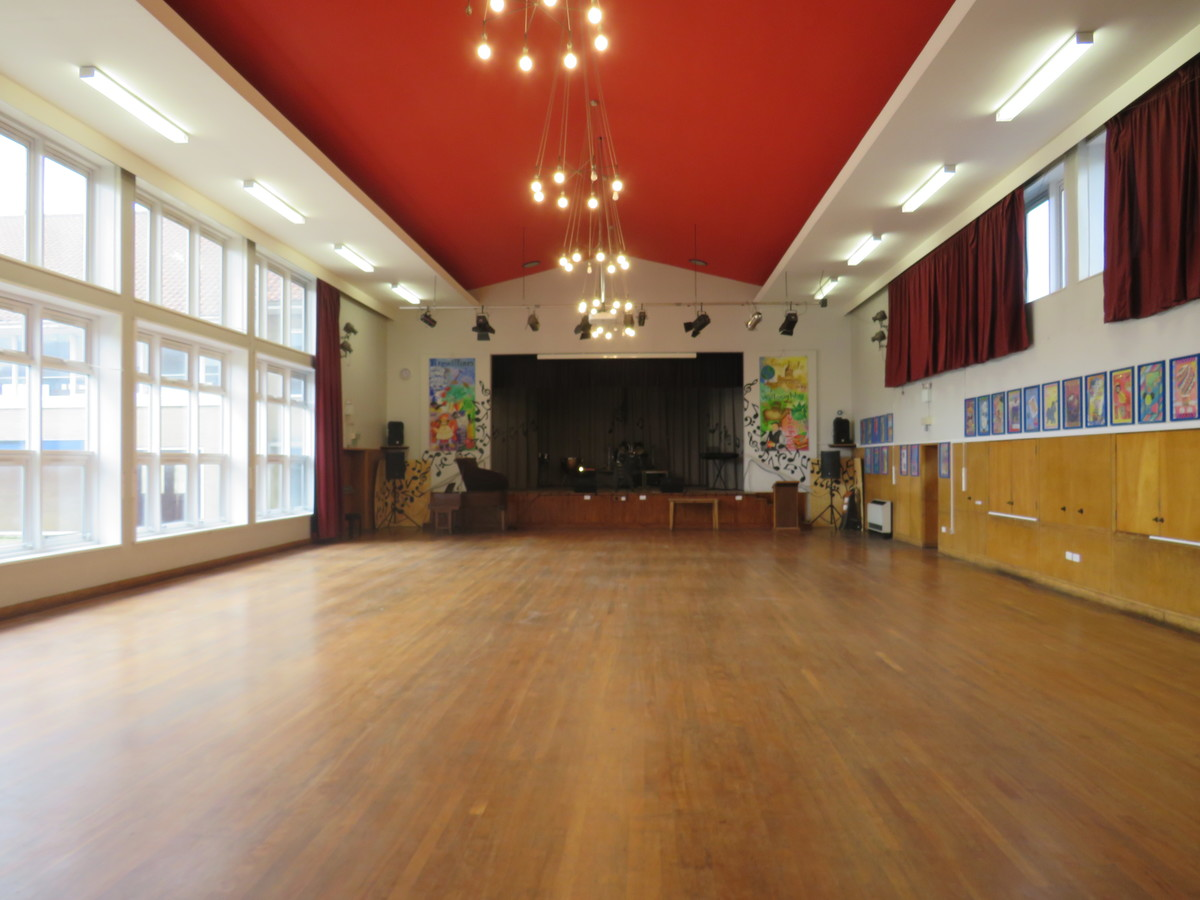 Main Hall - Malton Community Sports Centre - North Yorkshire - 1 - SchoolHire