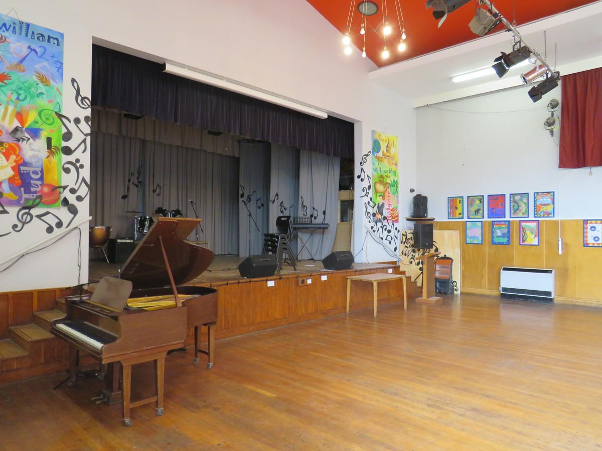 Main Hall - Malton Community Sports Centre - North Yorkshire - 2 - SchoolHire