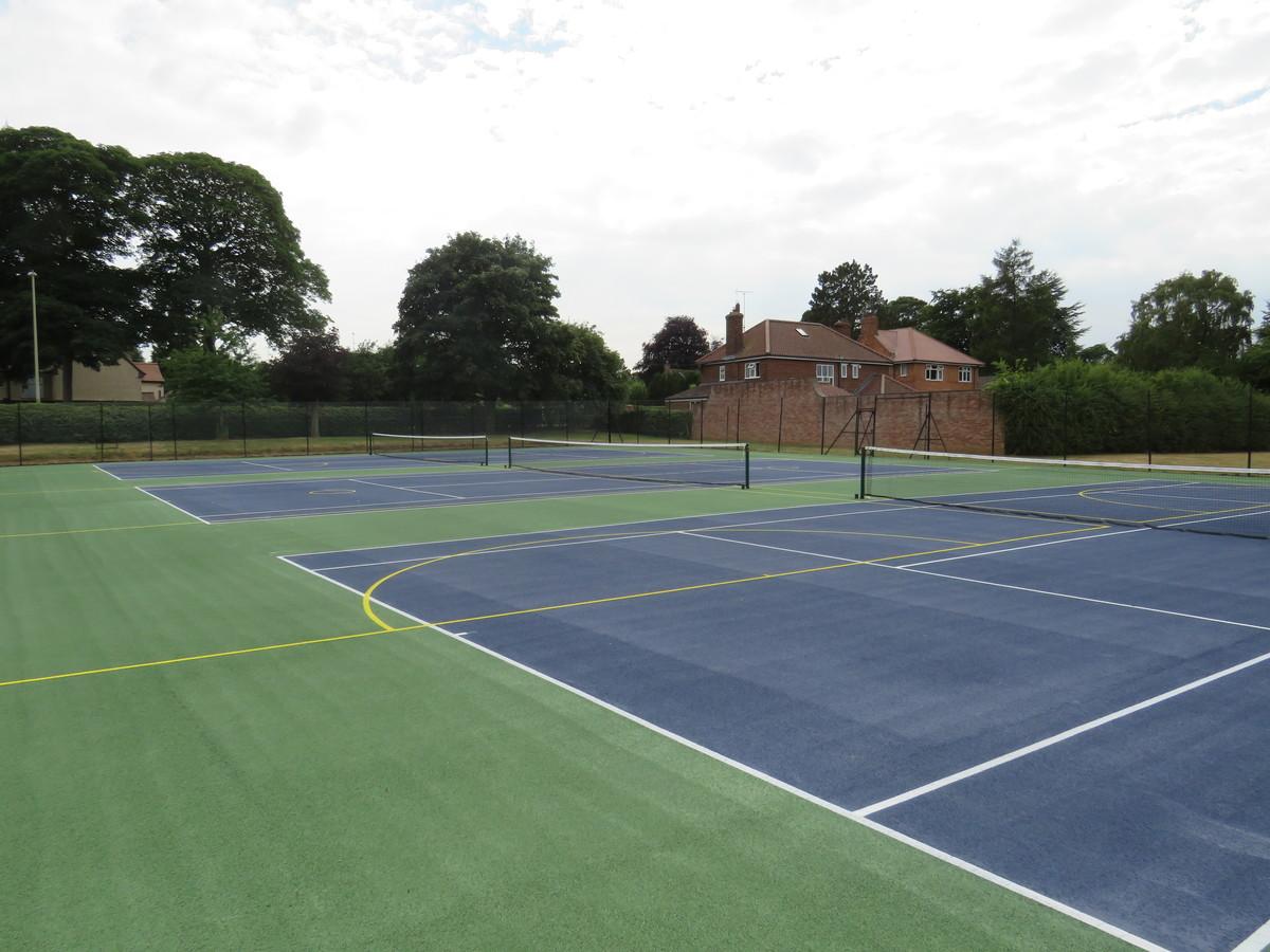 MUGA - Tennis & Netball - Malton Community Sports Centre - North Yorkshire - 1 - SchoolHire