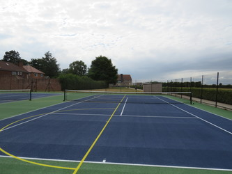 MUGA - Tennis & Netball - Malton Community Sports Centre - North Yorkshire - 3 - SchoolHire