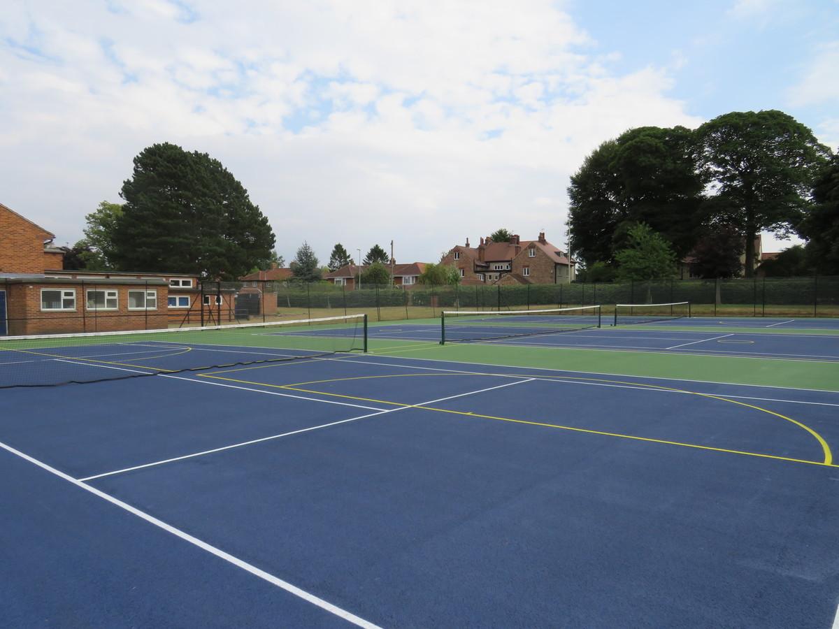 MUGA - Tennis & Netball - Malton Community Sports Centre - North Yorkshire - 4 - SchoolHire