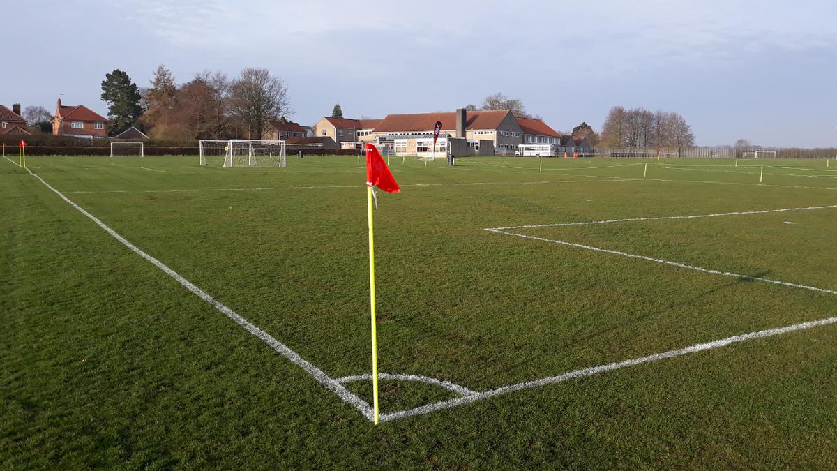 Grass Football Pitch - 11x11 - Malton Community Sports Centre - North Yorkshire - 1 - SchoolHire