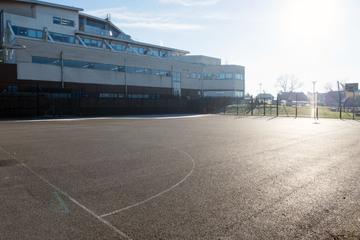 Outdoor Netball / Basketball Court - Fairfield High School - Bristol City of - 1 - SchoolHire
