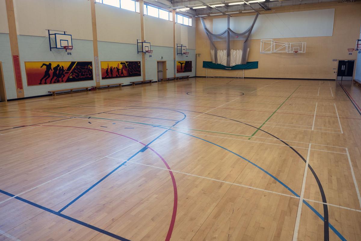 Sports Hall - Fairfield High School - Bristol City of - 2 - SchoolHire