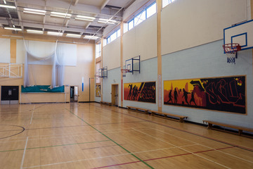 Sports Hall - Fairfield High School - Bristol City of - 4 - SchoolHire