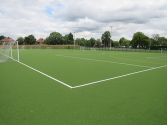 Astro Turf football/hockey pitch - Werneth School - Stockport - 1 - SchoolHire
