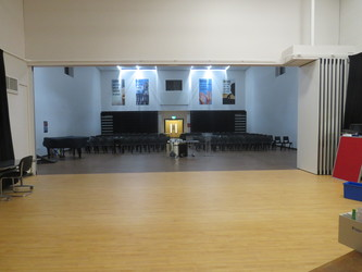 Drama Studio 1 - Werneth School - Stockport - 2 - SchoolHire