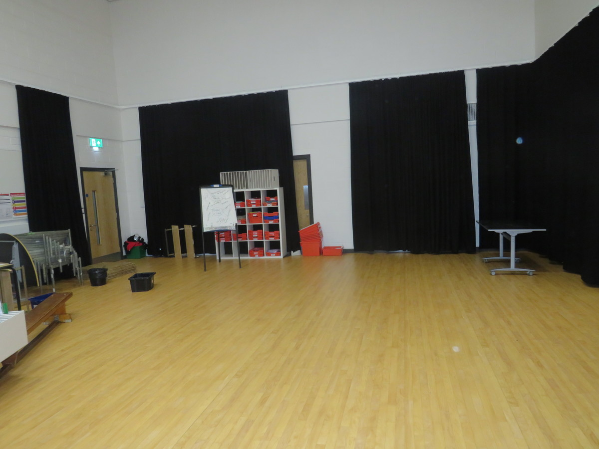 Drama Studio 1 - Werneth School - Stockport - 3 - SchoolHire