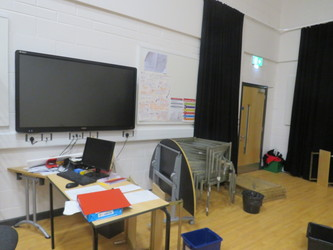 Drama Studio 1 - Werneth School - Stockport - 4 - SchoolHire