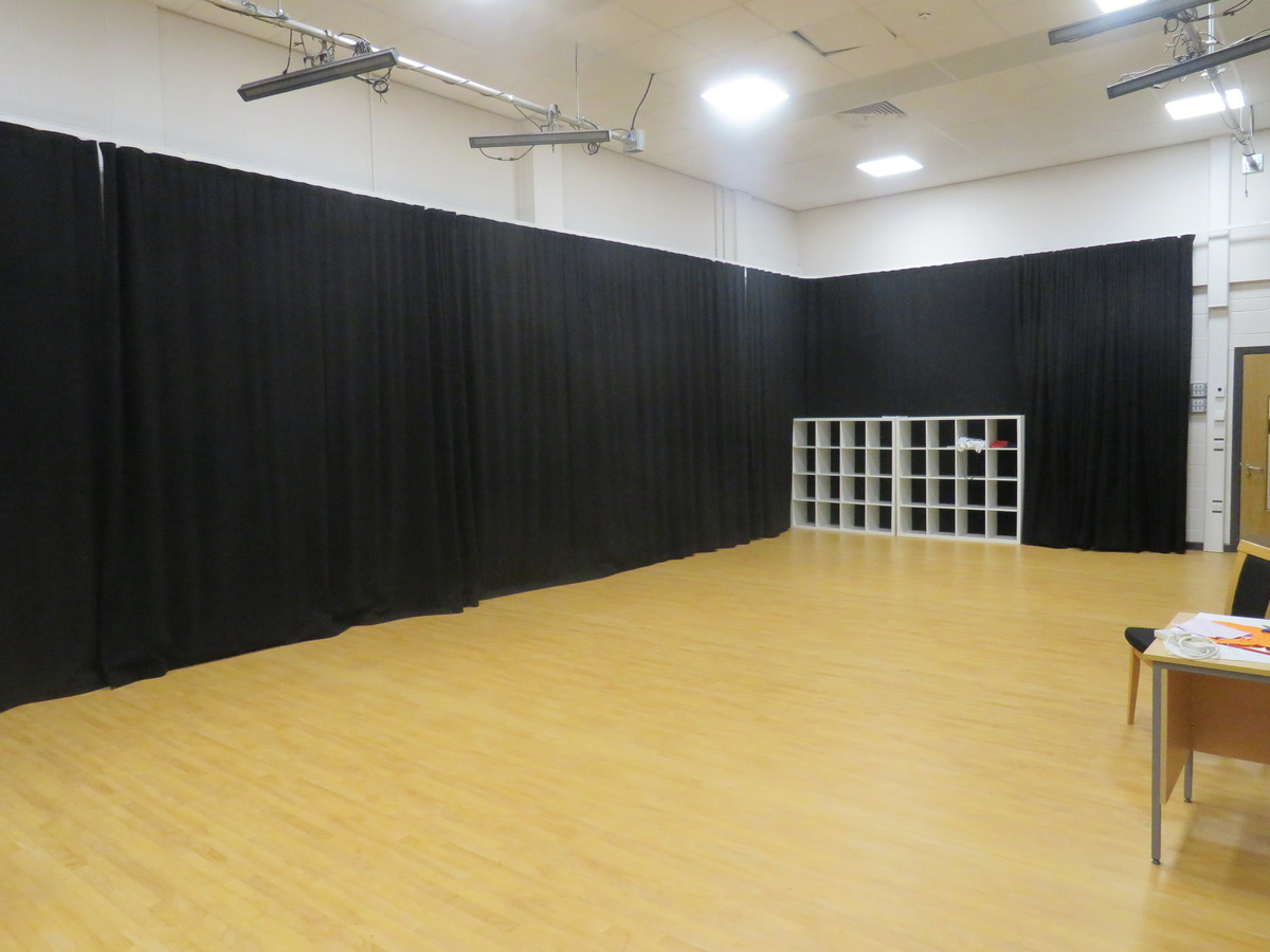 Drama Studio 2 - Werneth School - Stockport - 1 - SchoolHire