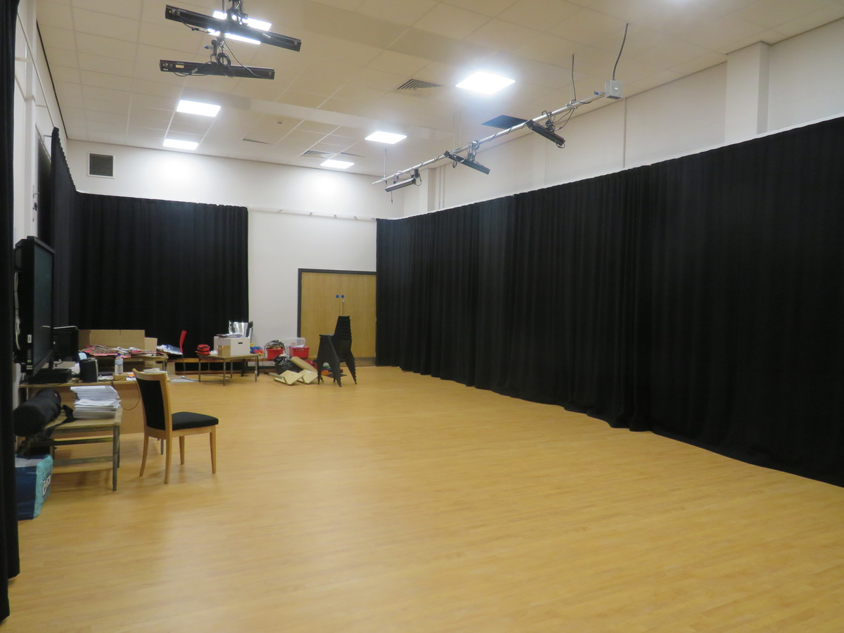 Drama Studio 2 - Werneth School - Stockport - 2 - SchoolHire