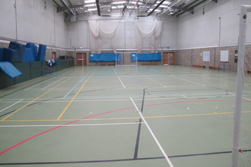 Sports Hall - Slough & Eton College - Slough - 1 - SchoolHire