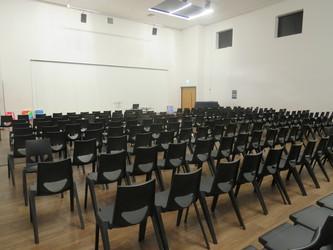 Main Hall - Werneth School - Stockport - 1 - SchoolHire