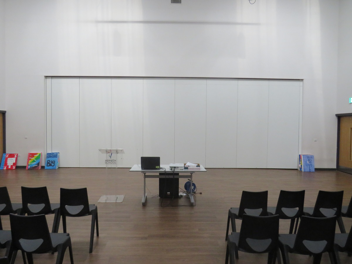 Main Hall - Werneth School - Stockport - 3 - SchoolHire