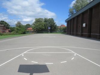Basketball  Court - Werneth School - Stockport - 3 - SchoolHire