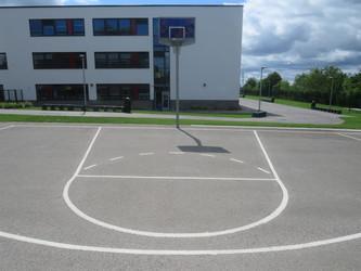 Basketball  Court - Werneth School - Stockport - 4 - SchoolHire