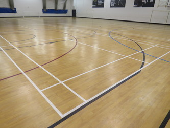 Sports Hall - Werneth School - Stockport - 2 - SchoolHire