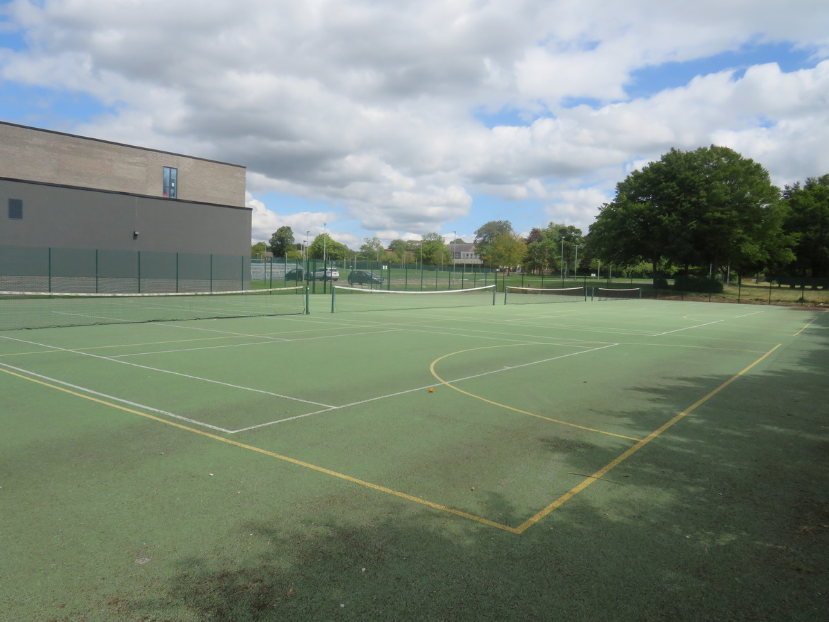 Tennis Court - Werneth School - Stockport - 1 - SchoolHire