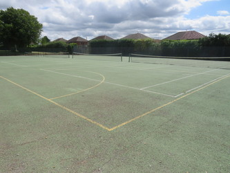 Tennis Court - Werneth School - Stockport - 3 - SchoolHire