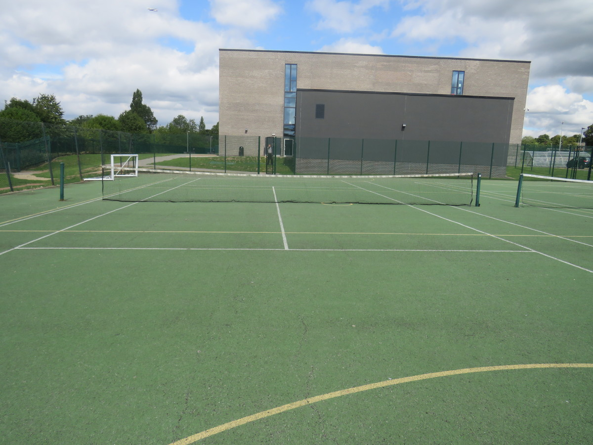 Tennis Court - Werneth School - Stockport - 4 - SchoolHire