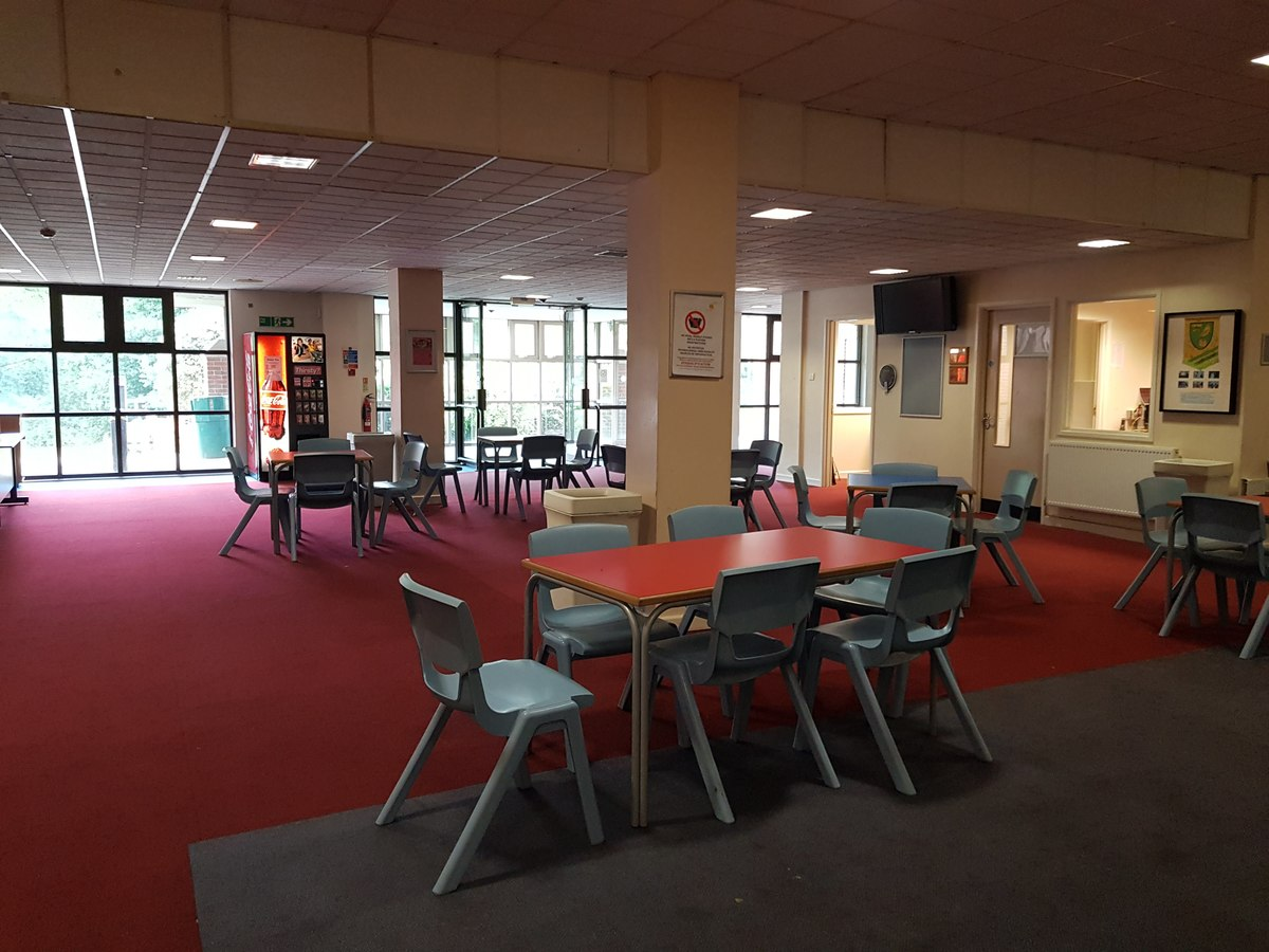 Reception & Cafe Area - Easton Sport Centre - Norfolk - 3 - SchoolHire