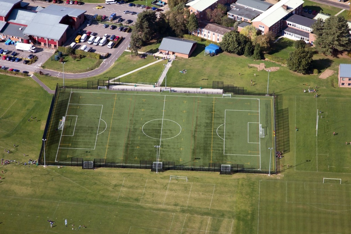 Grass Area (9v9) - Easton Sport Centre - Norfolk - 2 - SchoolHire