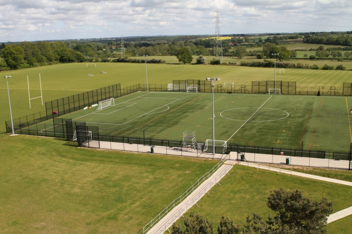 Grass Area (9v9) - Easton Sport Centre - Norfolk - 3 - SchoolHire