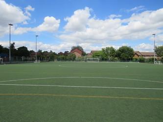 3G Football Pitch - The Warwick School - Surrey - 2 - SchoolHire