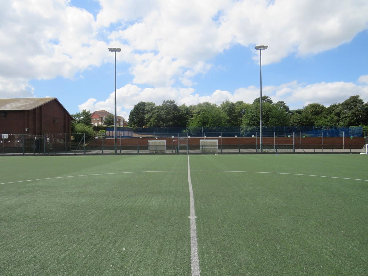 3G Football Pitch - The Warwick School - Surrey - 3 - SchoolHire